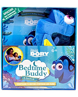 Finding Dory Bedtime Buddy and Storybook