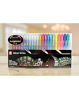 Sakura Gelly Roll Pens - 24 Pack