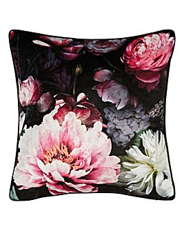Arthouse Momoka Velvet Cushion