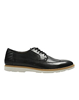 Clarks Gambeson Style Shoes G fitting