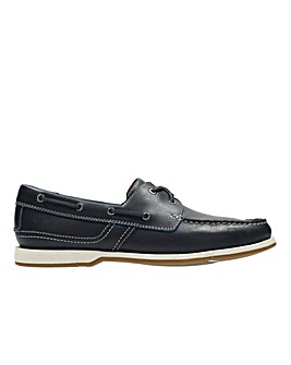 Clarks Fulmen Row Shoes