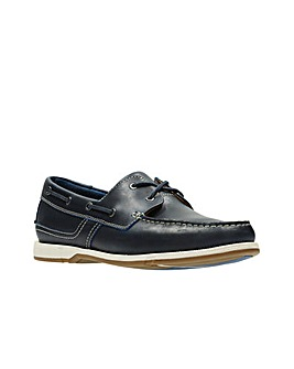 Clarks Fulmen Row Shoes