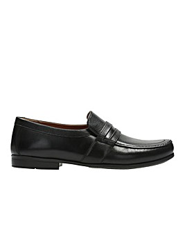 Clarks Claude Aston Shoes H  fitting