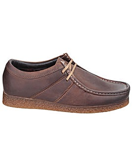 Base London Legacy Leather Lace up Shoe