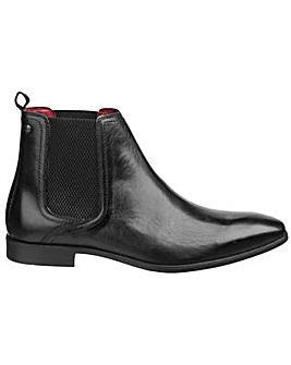 Base London Guinea Waxy Chelsea Boot