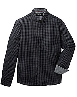 Black Label Check Shirt Regular