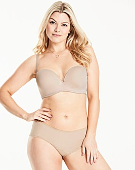 Solutions Superplunge Blush Multiway Bra