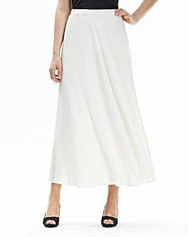 Joanna Hope Chiffon Maxi Skirt