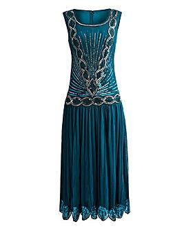 Joanna Hope Sequin Maxi Dress