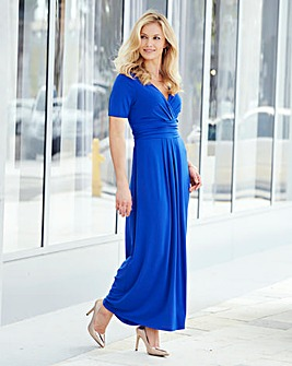 JOANNA HOPE Jersey Maxi Dress