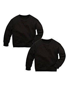 TKD Unisex Pack of Two Sweatshirts