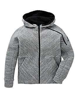adidas Youth Boys Core Zone Hoodie