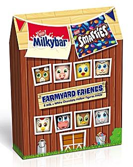 Farm Friends Chocolate Hollows