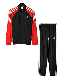 adidas Youth Boys Tiberto Tracksuit