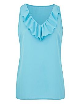 Frill Layer Cami