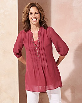 Embellished Detail Tunic
