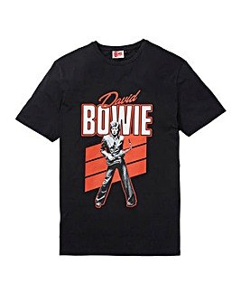 DAVID BOWIE T-SHIRT LONG