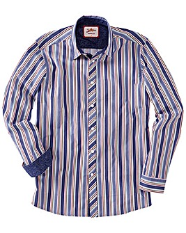 Joe Browns Party Stripe Shirt Regular