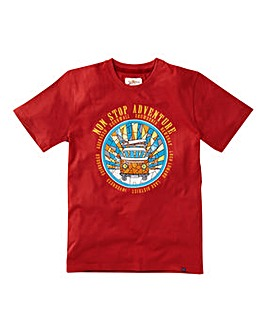 Joe Browns Camper Glass T-Shirt Reg