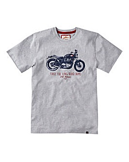 Joe Browns Take the Long Road T-Shirt L