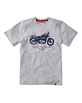 Joe Browns Take the Long Road T-Shirt R
