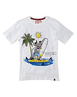 Joe Browns Marooned T-Shirt Reg