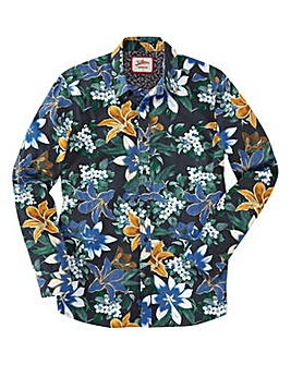 Joe Browns Famous Floral Shirt Long