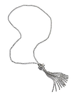 Together Tassel Necklace