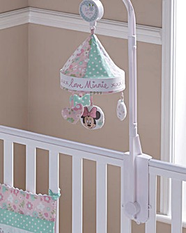 Obaby Disney Minnie Mouse Cot Mobile