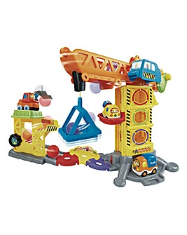 VTech TootToot Drivers Construction Site