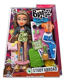 Bratz Study Abroad Doll-Yasmin to Brazil