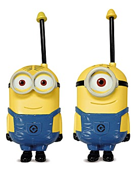Despicable Me Minion Made Walkie Talkies