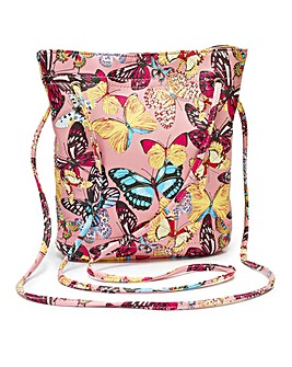 Joe Browns Butterfly Print Shoulder Bag