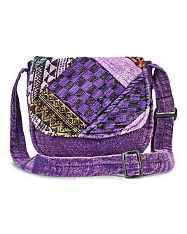 Joe Browns Patchwork Shoulder Bag