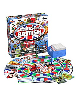 Best of British Game