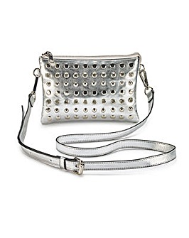 Shouder Bag with Studs