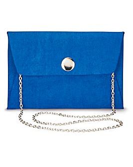 Maddie Cobalt Clutch Bag
