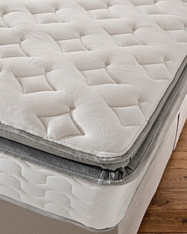 Silentnight Memory Foam Double Mattress