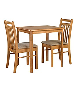 Newhaven Dining Table and 2 Chairs