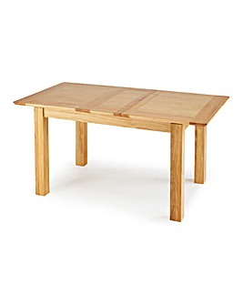 Buxton Oak Extending Dining Table