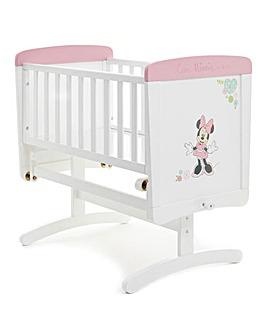 Disney Minnie Mouse Gliding Crib