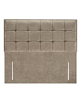 Paris Fabric Floor Standing Headboard