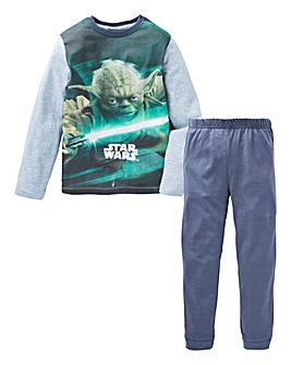 Star Wars Boys Long Pyjamas