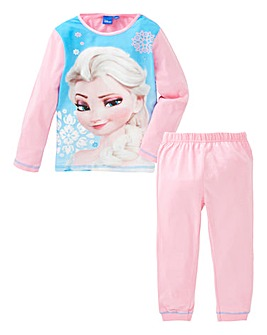 Frozen Girls Long Pyjamas