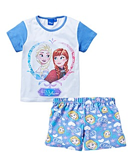 Frozen Girls Short Pyjamas