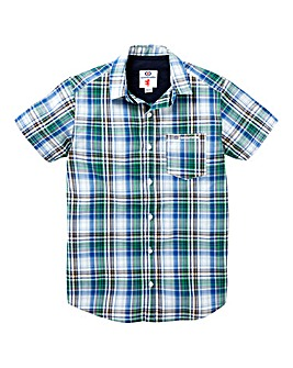 Lambretta Boys Check Shirt
