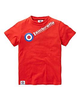 Lambretta Boys Hotspot T-Shirt