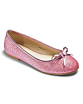 Girls Ballerina Shoes Standard Fit