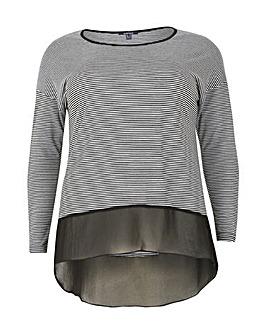Samya Breton Stripe Top