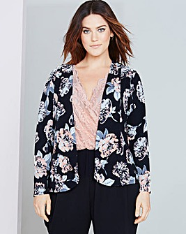 Little Mistress Floral Jacket